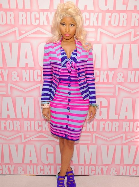 nicki mac range launch