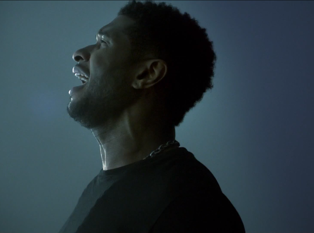 usher climax video