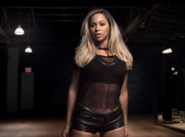 Beyonce teaser