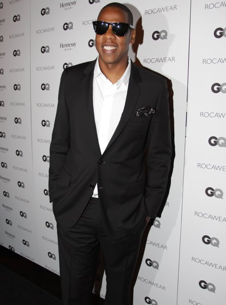 Jay Z  attends the Rocawear party