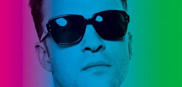 Justin Timberlake 'Take Back The Night' Artwork