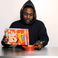 Image 10: Kendrick Lamar eating cereal