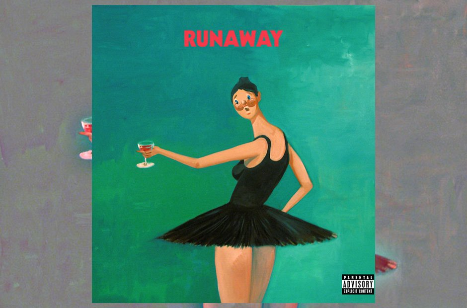 Kanye West 'Runway' artwork