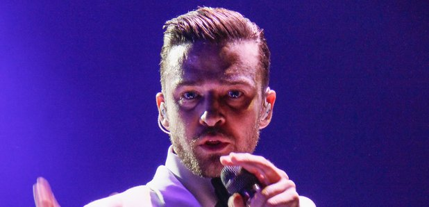 Justin Timberlake on tour