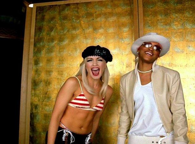 Eve ft Gwen Stefani - Let Me Blow Ya Mind