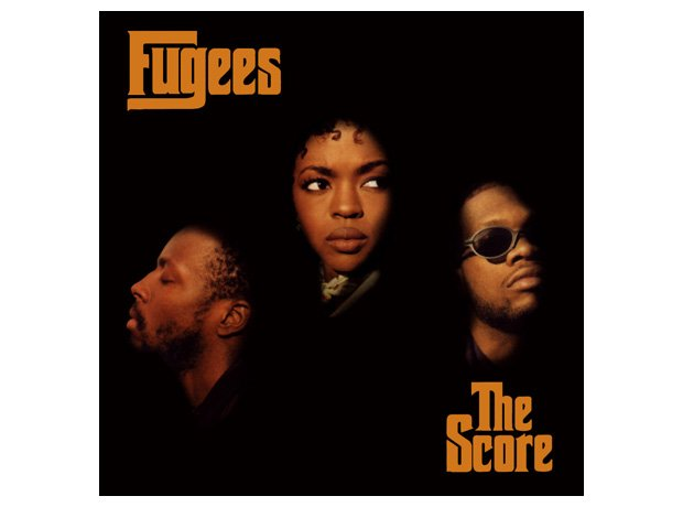 The Fugees, 'The Score' album cover artwork