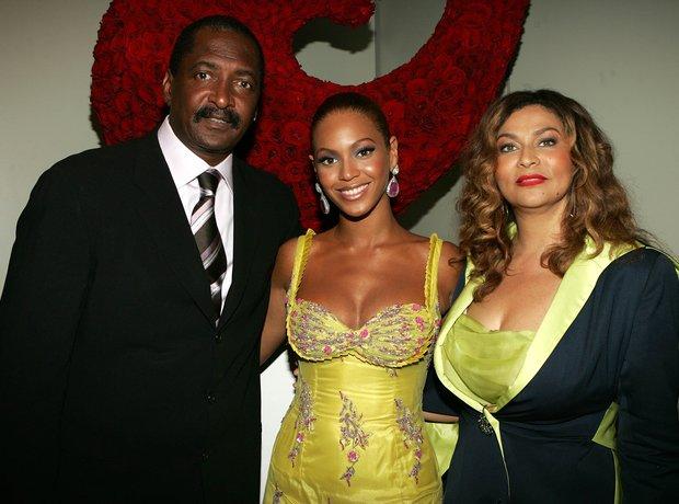 Beyonce parents