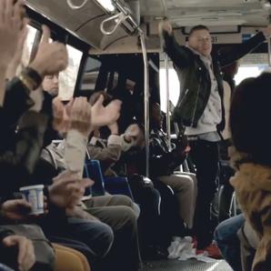 Macklemore Bus