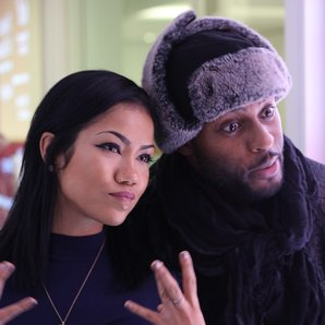 Manny Norte And Jhene Aiko