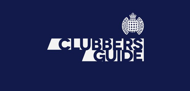 Clubbers Guide logo