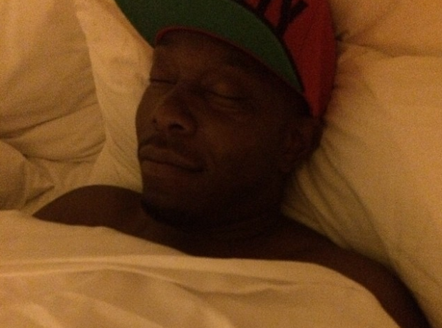 Dizzee Rascal In Bed