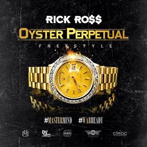 Oyster Perpetual Rick Ross artwork