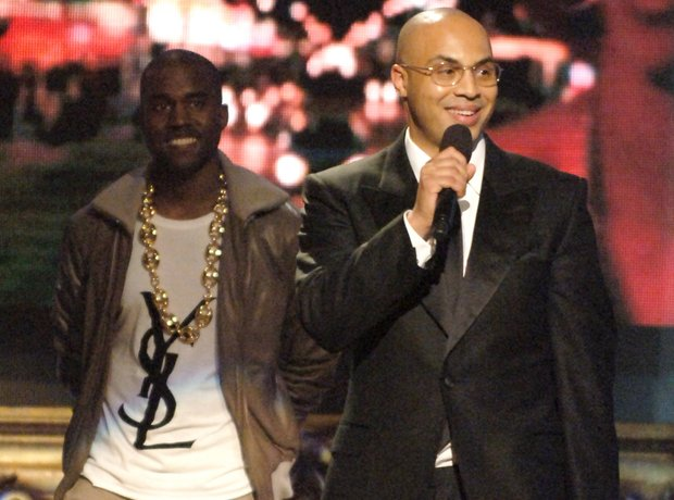 Kanye West and Hype Williams 2006