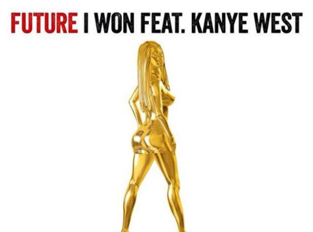 Future Feat Kanye West I Won
