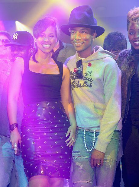 Pharrell Alicia Keys