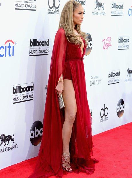 Jennifer Lopez Billboard Music Awards 2014