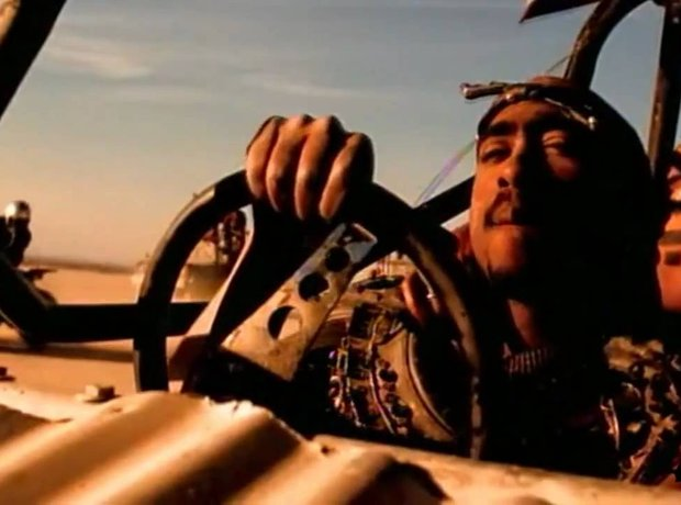 Tupac California Love Video