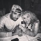 Drake and his mum Instagram