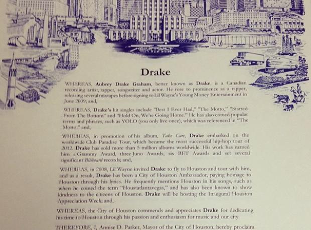 Drake Day