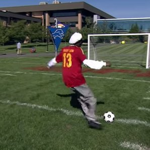Snoop Dogg Penalty Kick