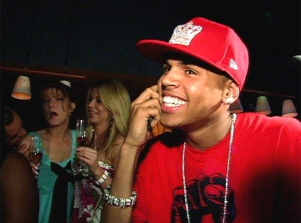 Chris Brown super sweet 18