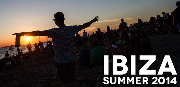 Ibiza summer 2014 sunset