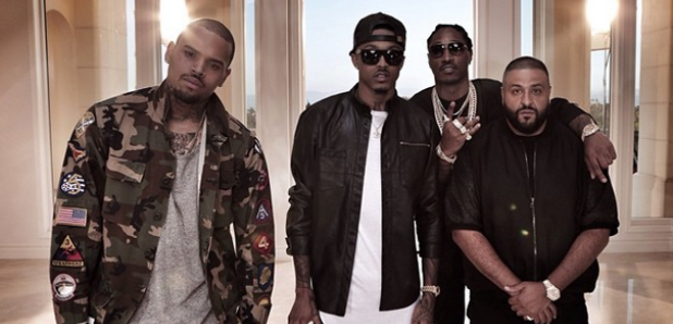 Chris Brown DJ Khaled August Alsina Future
