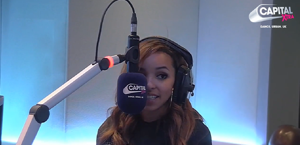 Tinashe on Capital XTRA