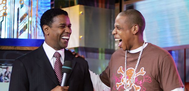 Denzel Washington And Jay Z