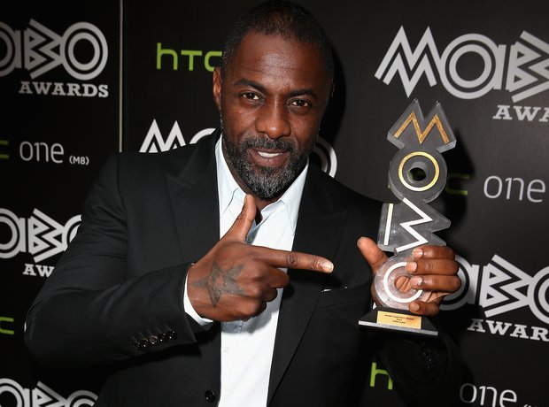 Idris Elba Mobo Nominations 2014