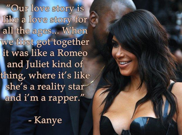 Kimye quotes