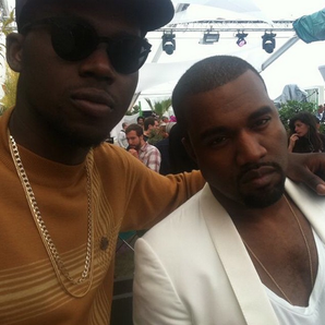 Theophilus London and Kanye West