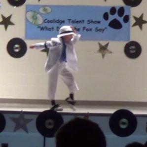 Michael Jackson Smooth Criminal Talent Show