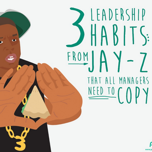 Jay Z Leadership Habits