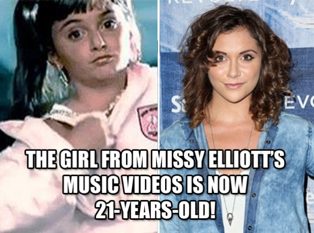 Alyson Stoner, Missy Elliott Music Videos