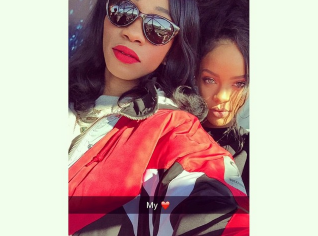 20 Reasons You Need A Friendship Just Like Rihanna And