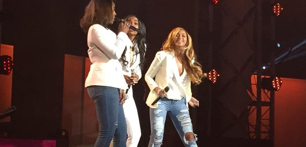 Destinys Child Reunion Stellar Gospel Awards 2015