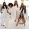 Image 1: Tina Knowles Wedding Beyonce Brisemaid