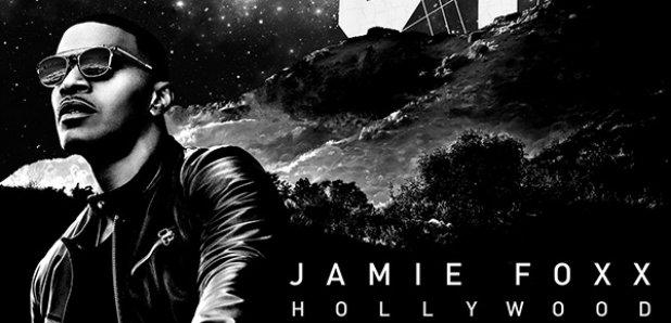 Jamie Foxx Hollywood artwork