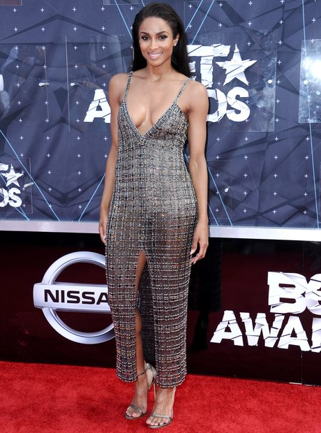 Ciara BET Awards 2015 Red Carpet
