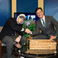 Image 2: Eminem with Stephen Colbert