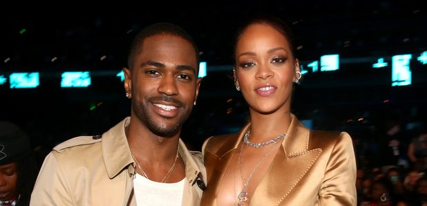 Rihanna and Big Sean BET Awards 2015