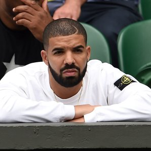 Drake at Wimbledon 2015