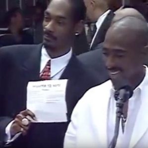 Tupac Snoop Dogg Voting Video