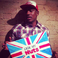 Image 10: Skepta with nuts artwork