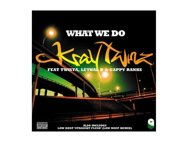 Kray Twinz What We Do Artwork