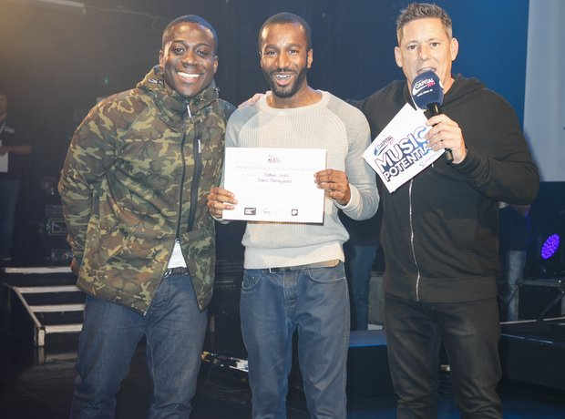 Music Potential Live Events Awards