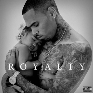 Chris Brown Royalty Album Artwork