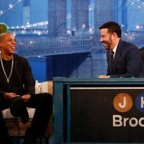 Jay Z Jimmy Kimmel