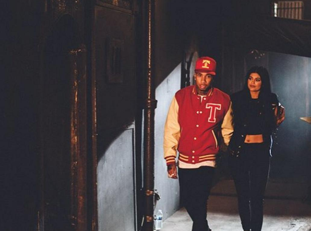 Tyga and Kylie Jenner Music video